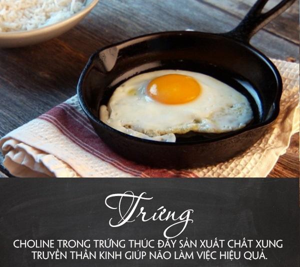 Buổi sáng nên ăn gì để tỉnh táo cả ngày? 2