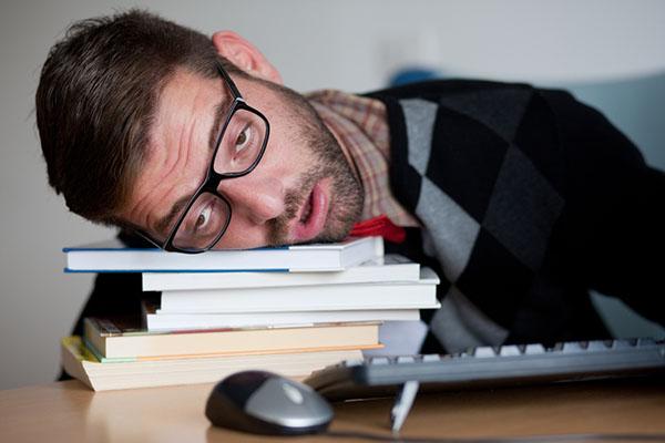Ngủ gà ngủ gật khiến bạn mệt mỏi - phải làm sao? 1