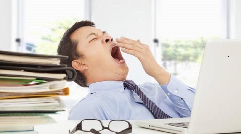 Phương pháp mới chống buồn ngủ và tỉnh táo khi làm việc
