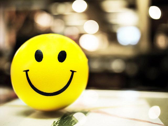 Nở một nụ cười thân thiện 1