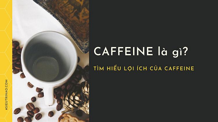 Caffeine là gì? Ngoài tỉnh táo, bạn biết gì về lợi ích của caffeine 1