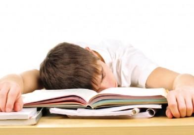 Bí quyết 'cắt cơn' buồn ngủ cho sĩ tử vào mùa thi