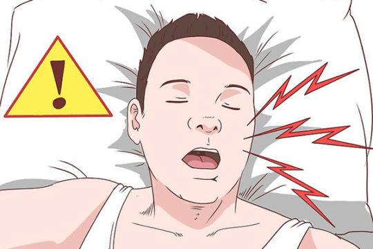 Hội chứng ngưng thở khi ngủ – chớ nên coi thường