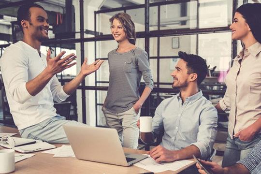 Hướng dẫn cách giải quyết mâu thuẫn khi làm việc nhóm