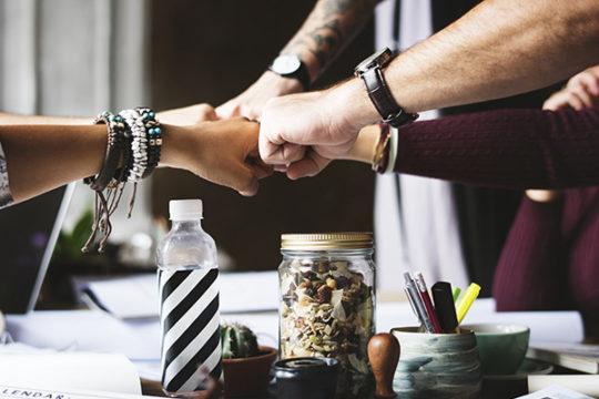 6 lợi ích khi làm việc nhóm – teamwork