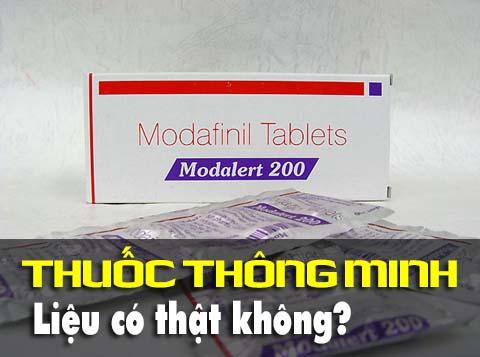 Thuốc thông minh Modafinil hiệu quả thế nào?