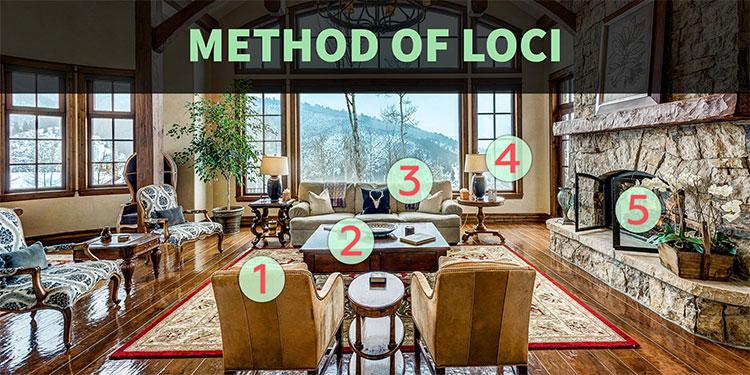 Phương pháp LOCI - kĩ thuật kinh điển giúp bạn tăng khả năng ghi nhớ gấp bội 1