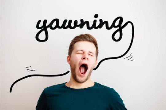 Ngáp nhiều là bệnh gì?