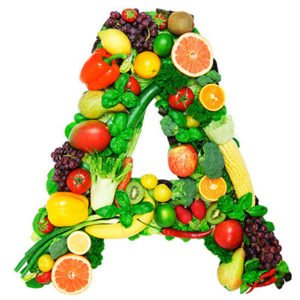 Vitamin A: 1